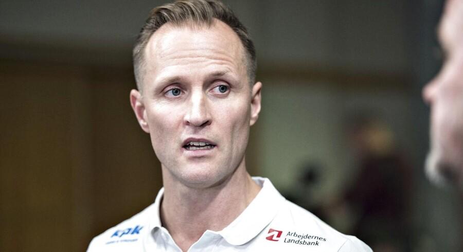 Men allerede torsdag formiddag kommer Klavs Bruun Jørgensens VM-hold på en opgave, når Danmark har en fælles træning i Frederikshavn med det kinesiske landshold.