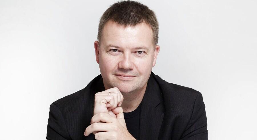 Tom Jensen, ansvarshavende chefredaktør