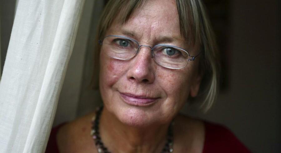 Forfatter og socialrådgiver, Tine Bryld.