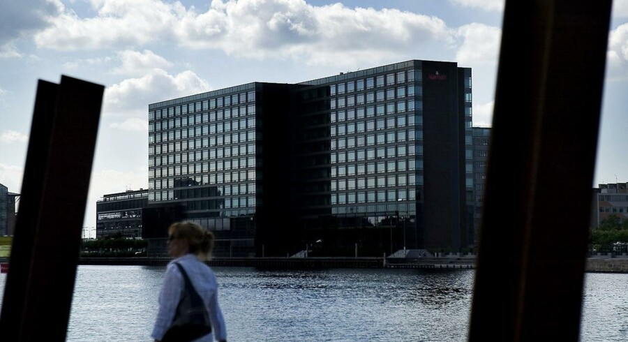 Den danske pensionskasse Pensiondanmark og vores allesammens ATP er gået sammen og har købt Marriott Hotel i København. Prisen: godt en milliard.