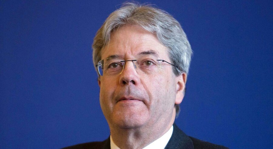 Italiens tidligere udenrigsminister, Paolo Gentiloni er udnævnt ny premiereminister i Italien.