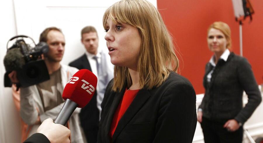 Arkivfoto. Socialdemokraterne støtter højere straffe for hvidvask.