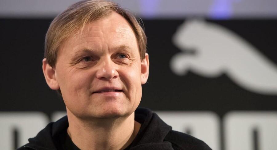 Björn Gulden var topchef i 13 måneder for Pandora før han i 2013 skiftede til et topjob i Puma.