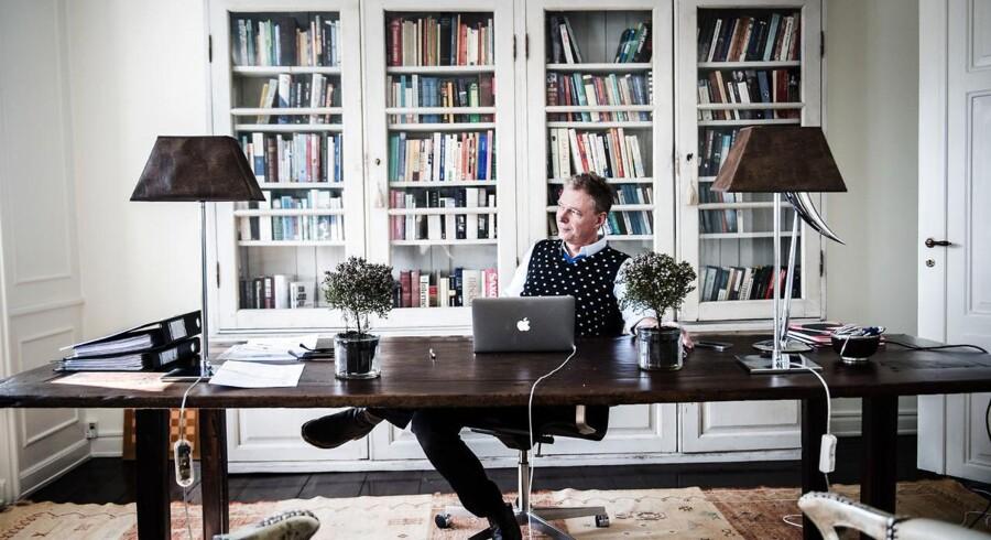 Klaus Riskær Pedersen, forretningsmand.