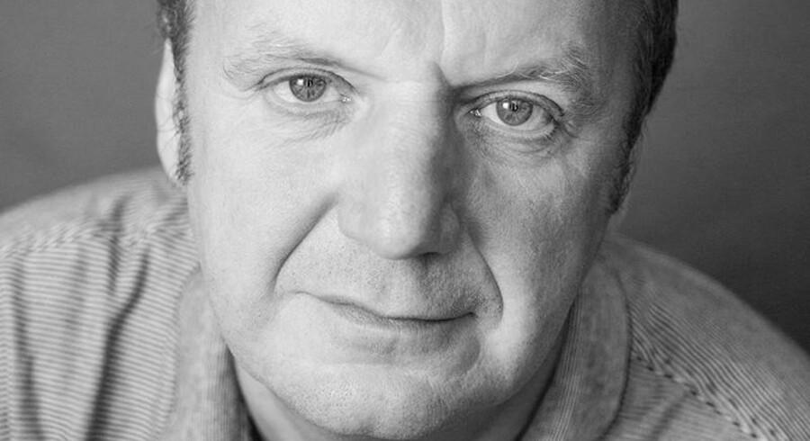 Hans Mortensen, forfatter til »Fjendens bedste ven«.
