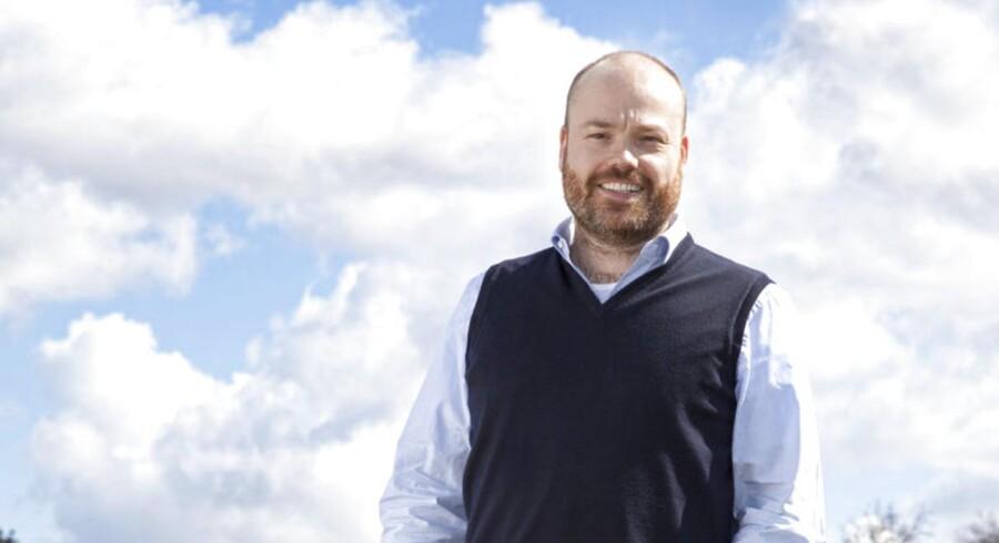 Anders Holch Povlsen kan glæde sig over fremgang i Zalando, som han ejer 10 procent af.