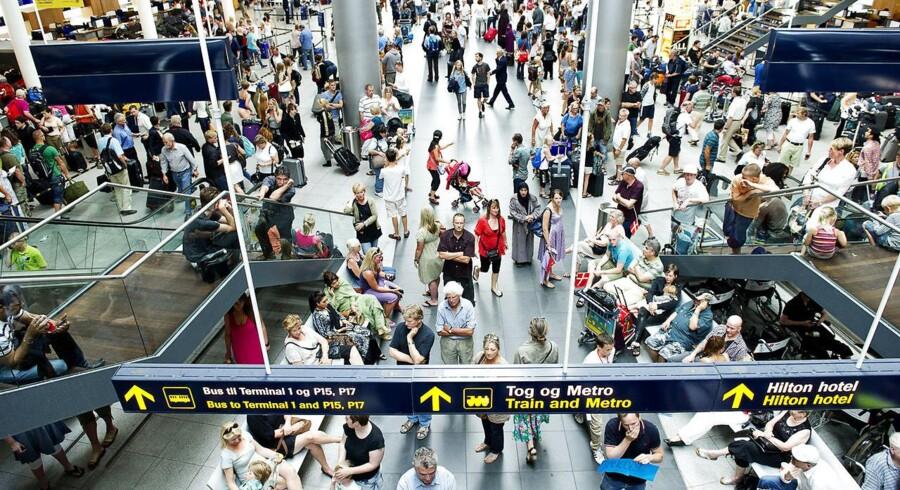 Arkivfoto: Københavns Lufthavn.