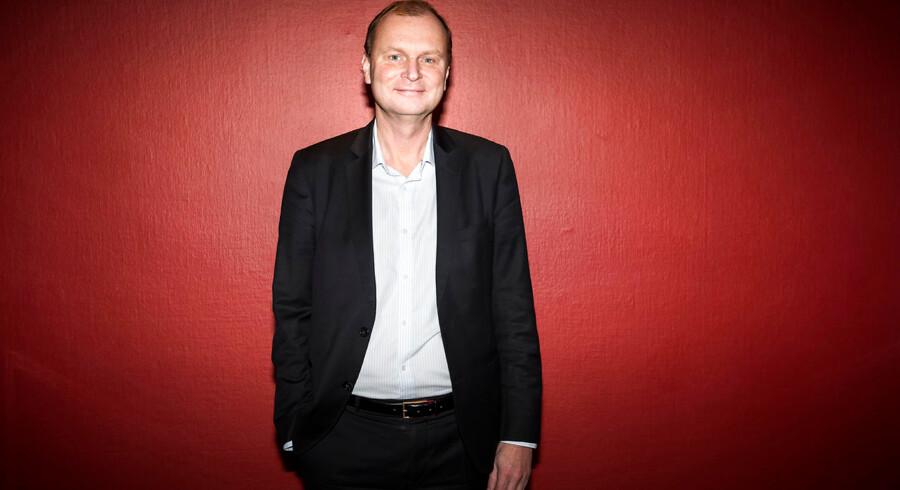 Coop-formand Lasse Bolander vil gøre andelsforeningen til danskernes investeringsforening