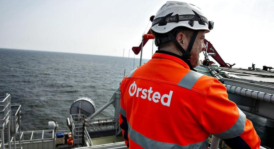 Tilbage har Ørsted syv kraftvarmeværker i Danmark, som selskabet ejer og driver. Herudover har det to reserveværker, der producerer varme, og et reserveværk, der producerer el.(Foto: Henning Bagger/Ritzau Scanpix)
