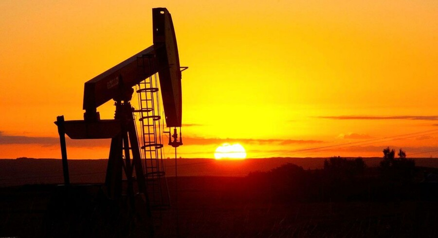 Olieindustrien har taget godt imod Welltecs teknoligi. Her ses en brønd i North Dakota, USA.