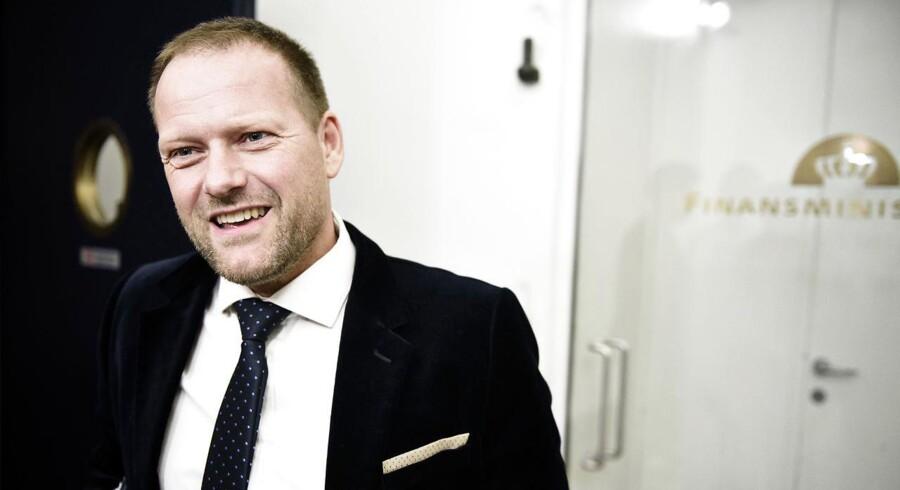 Arkivfoto. Partierne ønsker at lave en aftale om boligskat for at skabe ro, mener DFs finansordfører, René Christensen.