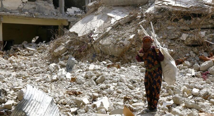 Tidligere i år blev Raqqa – Islamisk Stats selvudnævnte hovedstad – befriet. Byen lå i ruiner, og tusindvis af IS-krigere blev dræbt. I denne uge er slaget mod den sidste tilbageværende IS-bastion i Syrien blevet indledt.