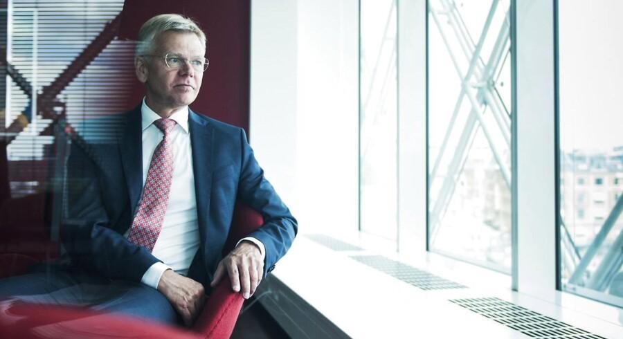 »Vi løser ikke Danmarks integrationsproblemer ved at lukke af for udenlandske medarbejdere. Snarere tværtimod.« Industriens førstemand, Karsten Dybvad, er bekymret over, hvad udlændingedebatten gør ved virksomhedernes behov for at hente arbejdskraft hertil.