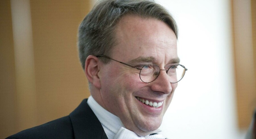 Linux-stifter Linus Torvalds søger nu professionel hjælp for at kunne håndtere sin vrede fremover.