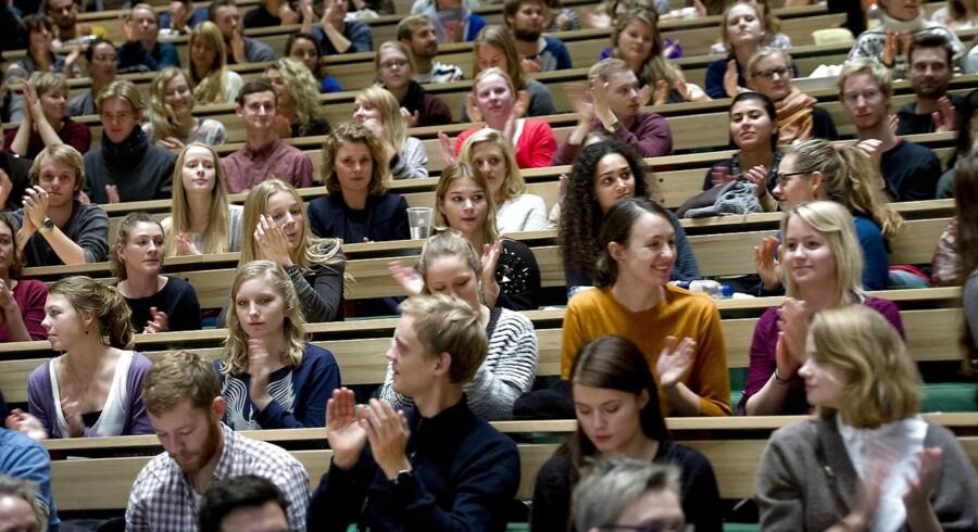 Flere udenlandske studerende vil være en fordel for Danmark, mener André Rogaczewski.