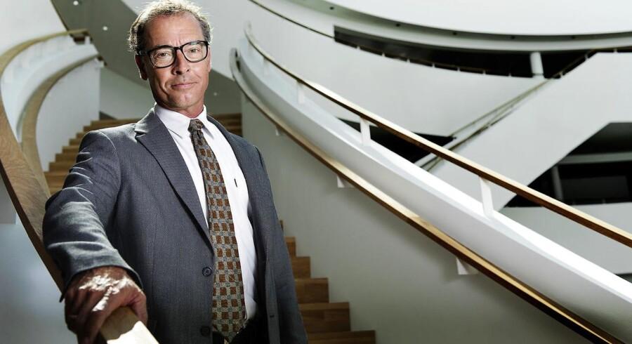 Novo Nordisks forskningsdirektør, Mads Krogsgaard Thomsen, skal fyre 400 medarbejdere.