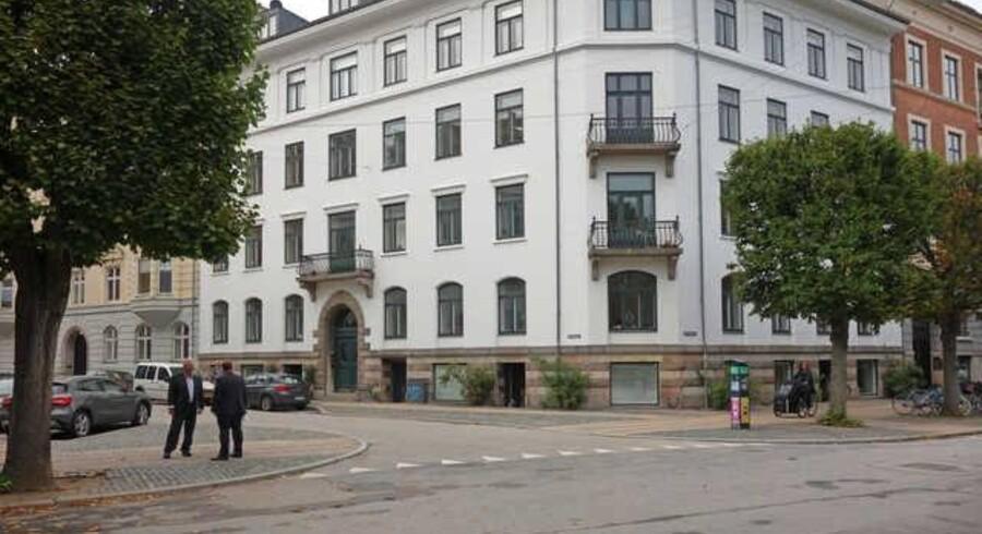 Malmøgade 2 i ambassadekvarteret på Østerbro.