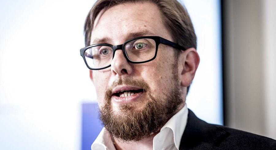 »Kommunerne har ingen undskyldning for at sætte skatterne op. Med den aftale, vi lavede med kommunerne i juni, er velfærden løftet med 1,7 milliarder kroner. Det er fuldt finansieret,« siger Simon Emil Ammitzbøll-Bille.