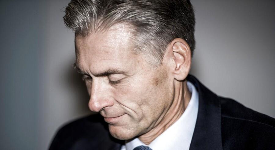 Thomas Borgens afgang er den rigtige og nødvendige beslutning, der måtte til, for at Danske bank kan se sig selv, sine kunder og ikke mindst det omkringliggende samfund i øjnene.