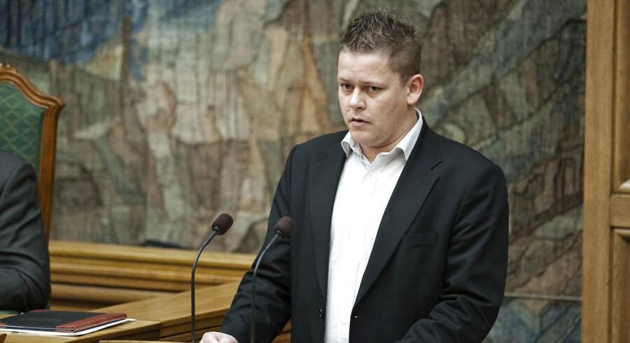 Erhvervsordfører Torsten Schack Pedersen.