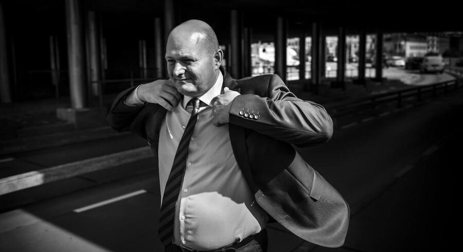 Justitsminister og formand for Det Konservative Folkeparti, Søren Pape Poulsen, vil gerne have sit parti til at fortsætte i regeringen efter valget. Men han vil have indflydelse - bl.a. på arveafgiften.
