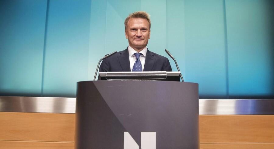 »Danskerne er blevet mere optimistiske om udviklingen i deres egen økonomi, når de ser et år frem i tiden. Den faldende forbrugertillid kommer, selv om forbrugerne har meget at glæde sig over økonomisk.«
