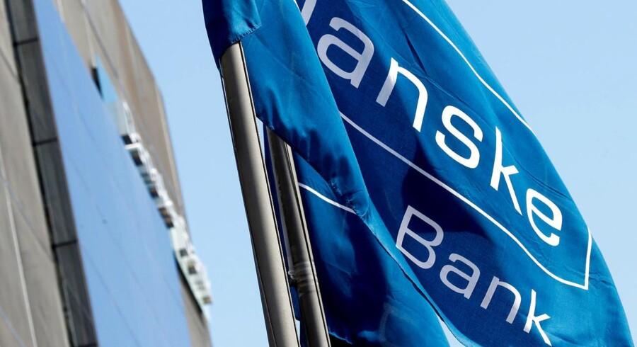 Banken præsenterede konklusionerne fra sin interne undersøgelse af hvidvasksksagen, og efterfølgende tog aktien et smæk onsdag.