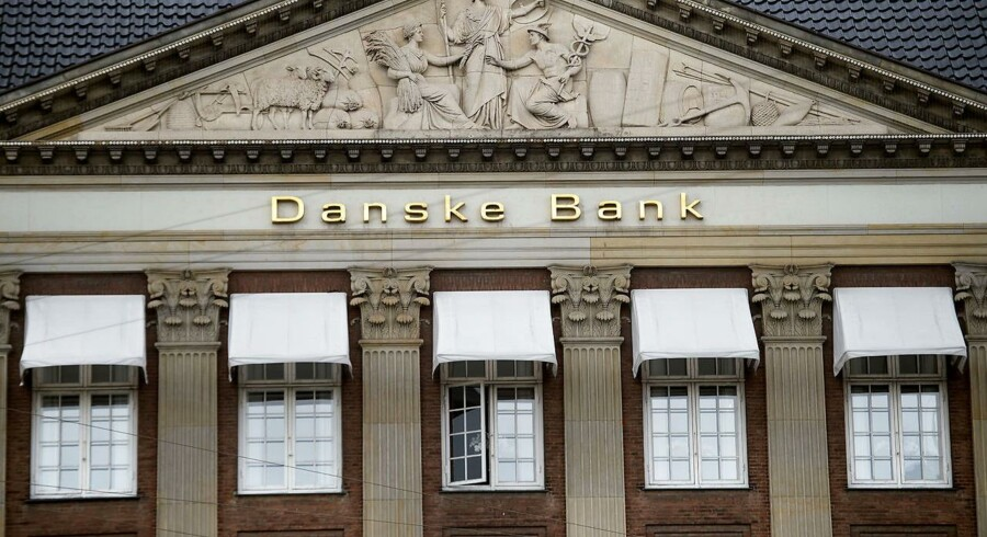 Danske Bank offentliggjorde på et pressemøde onsdag konklusionerne i den interne advokatundersøgelse, som banken selv har sat i værk af hvidvask af penge i bankens filial i Estland.