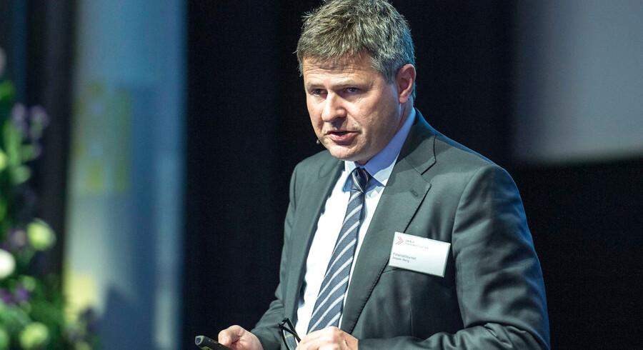 Jesper Berg, direktør i Finanstilsynet, oplyser, at tilsynet genåbner sin undersøgelse af Danske Bank.