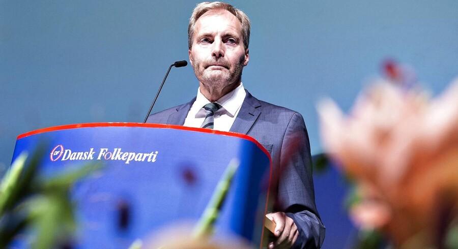 Uanset hvem, der måtte sidde i regering, har DF som målsætning at være centralt placeret i dansk politik og at være et parti, man ikke kan komme udenom, skriver Peter Skaarup.