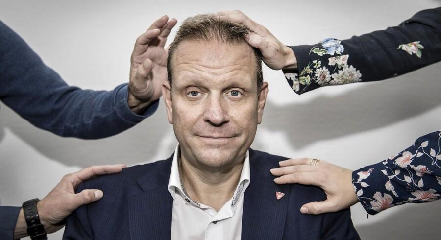 Hørsholms borgmester Morten Slotved (K) har indskærpet over for sine kommunalpolitikere, at de ikke må kramme med kommunens embedsmænd.