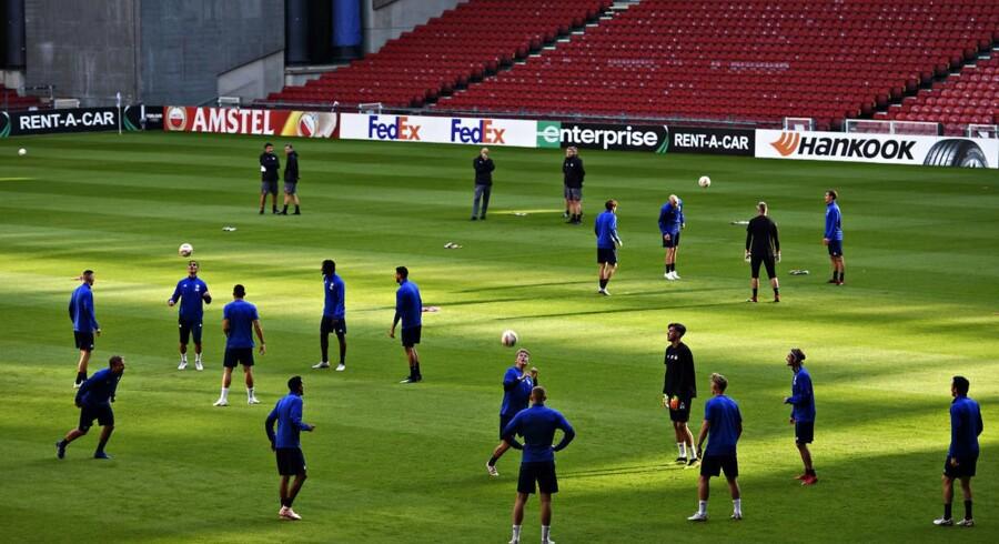 Oven på sidste sæsons skuffelser er FC København kommet godt i gang med den nye. Nu skal Ståle Solbakkens hold rykke sig yderligere i Europa Leagues gruppespil.