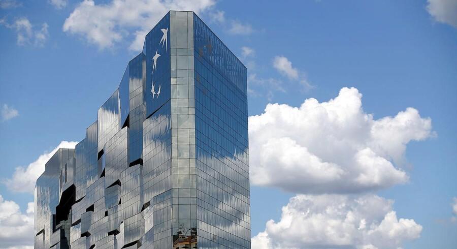 Franske Express Bank ejes af storbanken BNP Paribas, og det kan være en fordel i konkurrencen mod mindre spillere, lyder vurderingen.