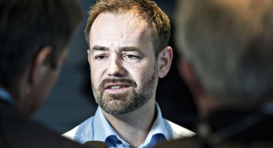 Borgmester i Aarhus, Jacob Bundsgaard.