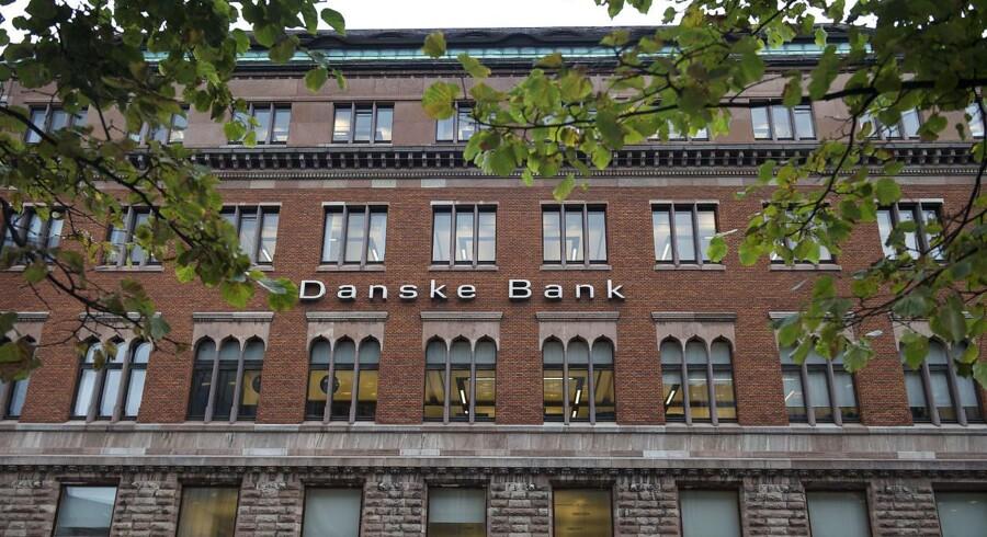 Danske Bank sendes fredag til bunds af investorerne i et grønt C25-indeks.