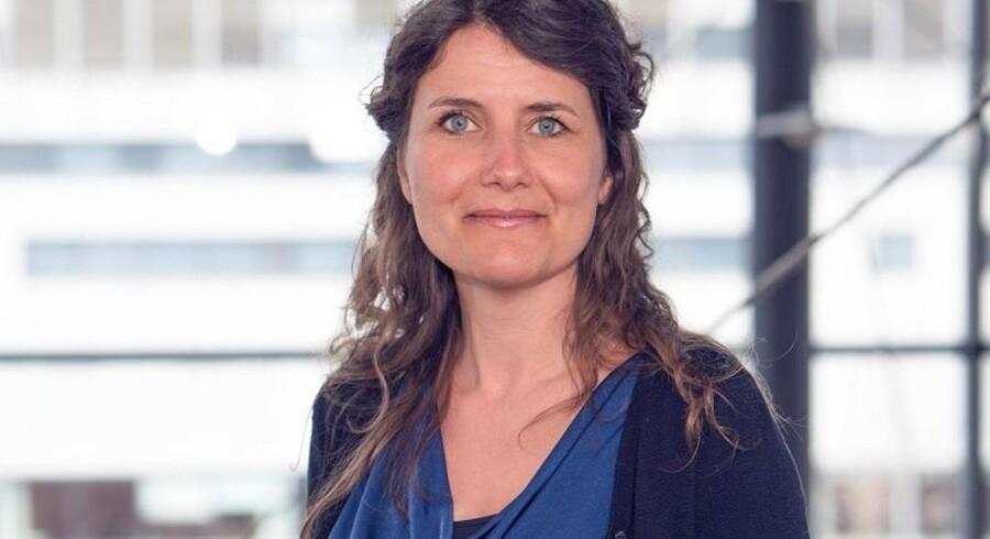 Karriererådgiver Jeanette Svendsen