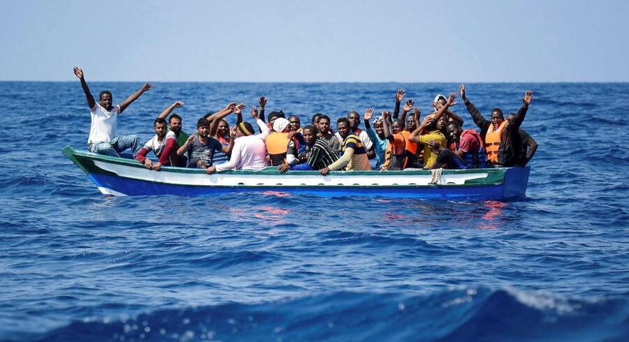 »Medlemslandene er ikke interesseret i en »anden« fælles asylpolitik, hvis den betyder flere asylansøgere til deres lande,« skriver Anna Libak.