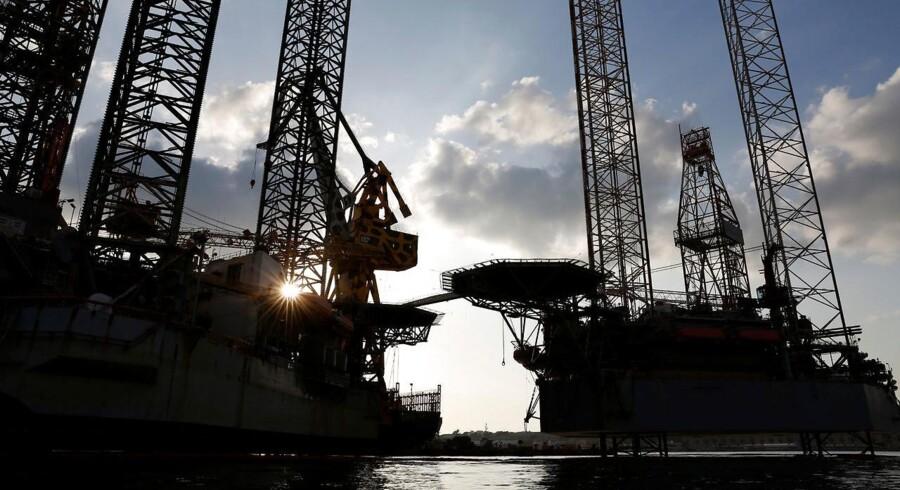 Den globale olieproduktion ventes at nå nye højder over de næste fem år.