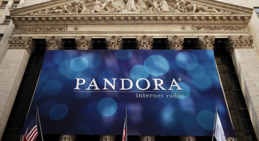 De amerikanske musiktjenester og radiostationer Pandora Media og SiriusXM er enedes om en fusion og et aktiebytte, hvor SiriusXM overtager Pandora for 3,5 mia. dollar.