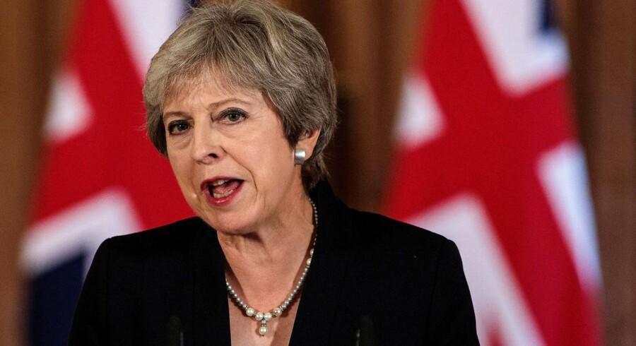 Storbritannien mangler at stille toldafgifter for cirka 20 milliarder kroner til rådighed til EU-budgettet.