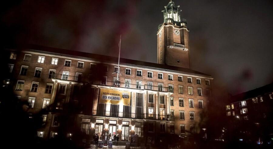 Politikerne på Frederiksberg Rådhus prioriterer ikke skattelettelser, mener Otto Brøns-Petersen.