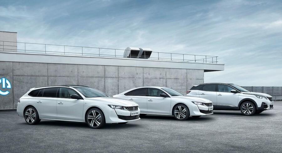 Peugeot går fra ingen plugin-hybrid at have til et af de mest omfattende tilbud på markedet lige nu