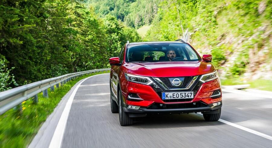 Efter Mercedes-Benz og Renault er det Nissans tur til at bruge en ny 1,3-liters benzinmotor