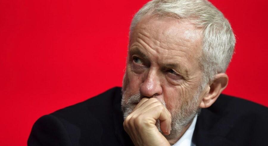 Skyggefinansministeren i det britiske oppositionsparti Labour, John McDonnell.