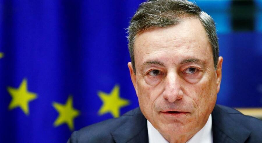 Mandag bidrog chefen for Den Europæiske Centralbank (ECB), Mario Draghi, til at sende renterne i vejret, da han under en tale i Bruxelles løftede sløret for tegn på en god udvikling i den underliggende inflation i eurozonen.