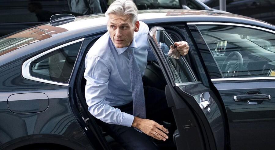 Thomas Borgen fra Danske Bank ryddede ifølge Søren Pind op og tog konsekvensen, men hvad ryddede han op i, spørger en læser.