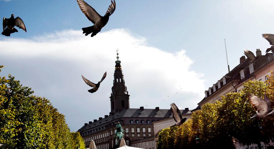 hvad nu, hvis præmissen for hele diskussionen om København vs. resten af Danmark har været forkert? Skæv. Baseret på følelser og fornemmelser, snarere end fakta.