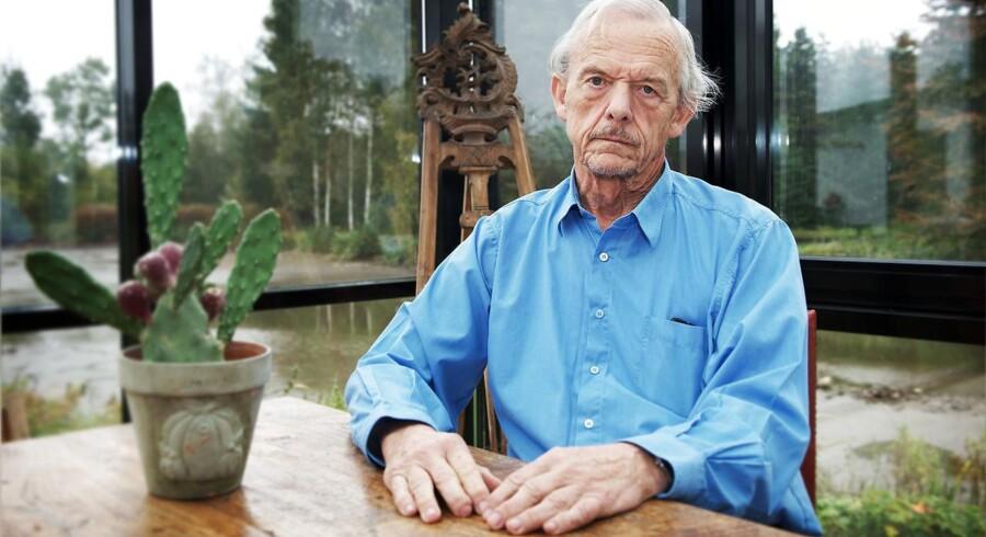 Arkivfoto. Svend Lings brød etiske principper med selvmordsmanual, vurderer Lægeetisk Nævn.