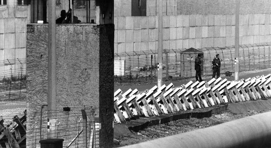 Jerntæppekonventionerne – for det er det, de flygtningekonventioner, vi i dag er underlagt – forudsætter, at kun yderst få modige og kreative mennesker formår at flygte fra undertrykkelse til frihed, sådan som virkeligheden også var i 1951, da konventionerne blev vedtaget, skriver Asger Aamund. Arkivfoto: Ritzau Scanpix