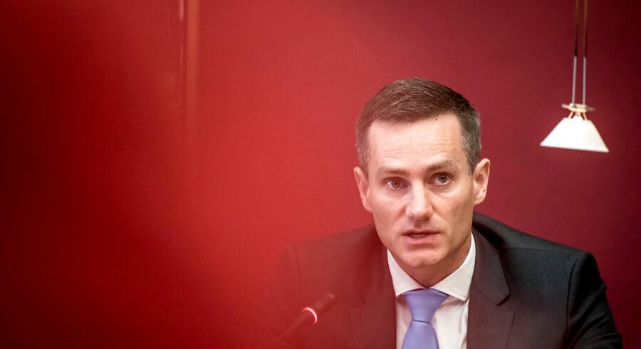Sagen om hvidvask i Dansk Banks estiske filial chokerer EUs retskommissær, Vera Jourova, som torsdag morgen har holdt møde med erhvervsminister, Rasmus Jarlov (K)